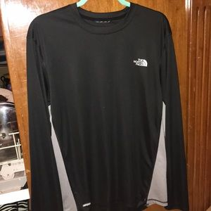 Men's L/S North Face